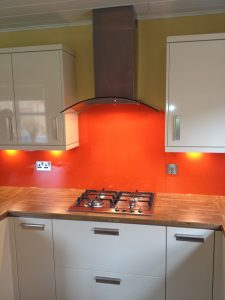 Glass Splashbacks Dundee Aberdeen All Glass And Glazing