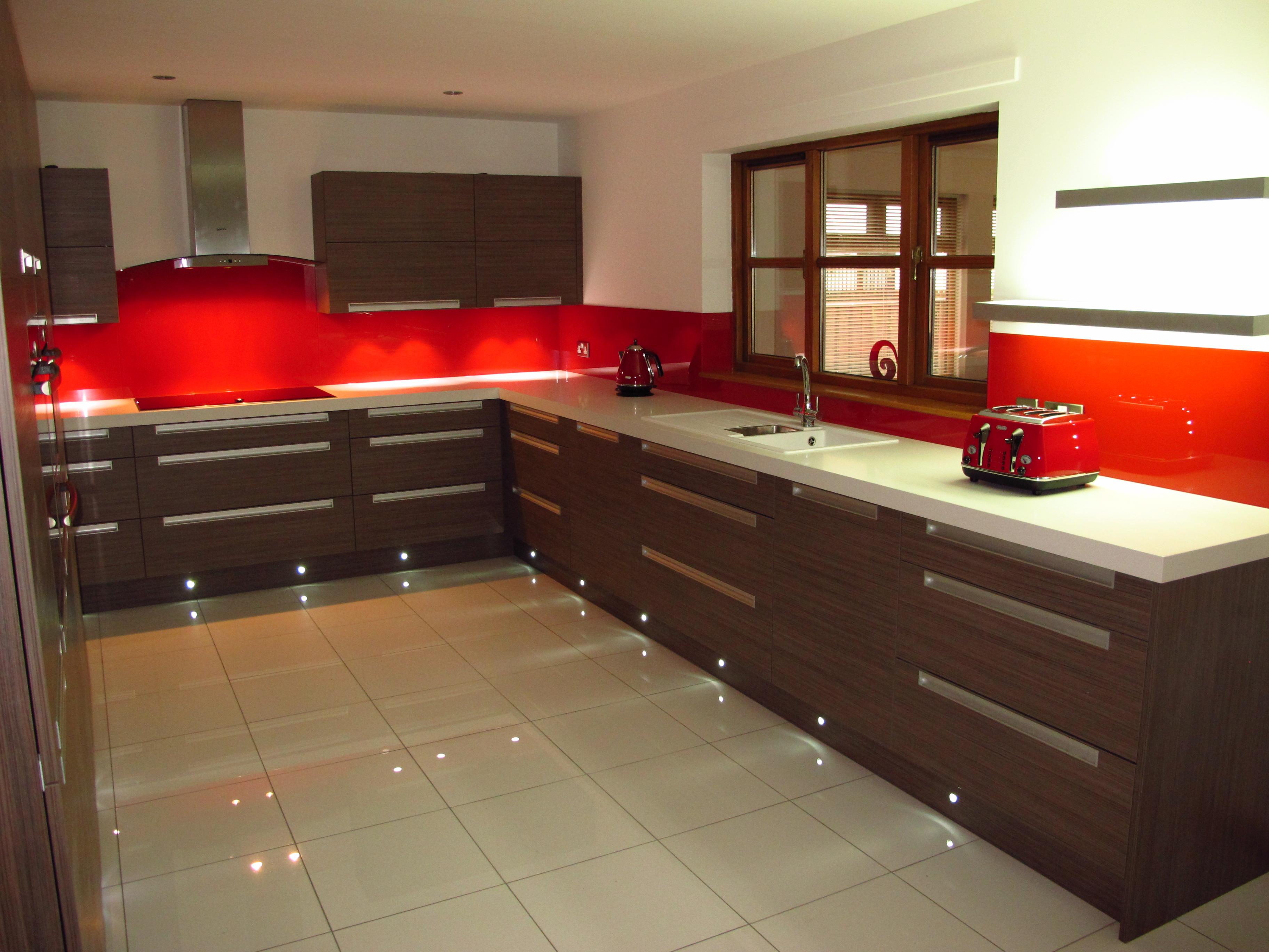 Stunning Kitchen Splashback Dundee