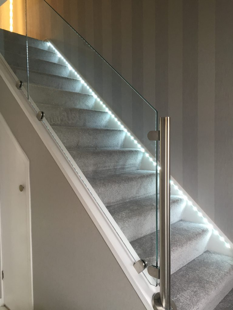Glass Balustrades Aberdeen All Glass And Glazing
