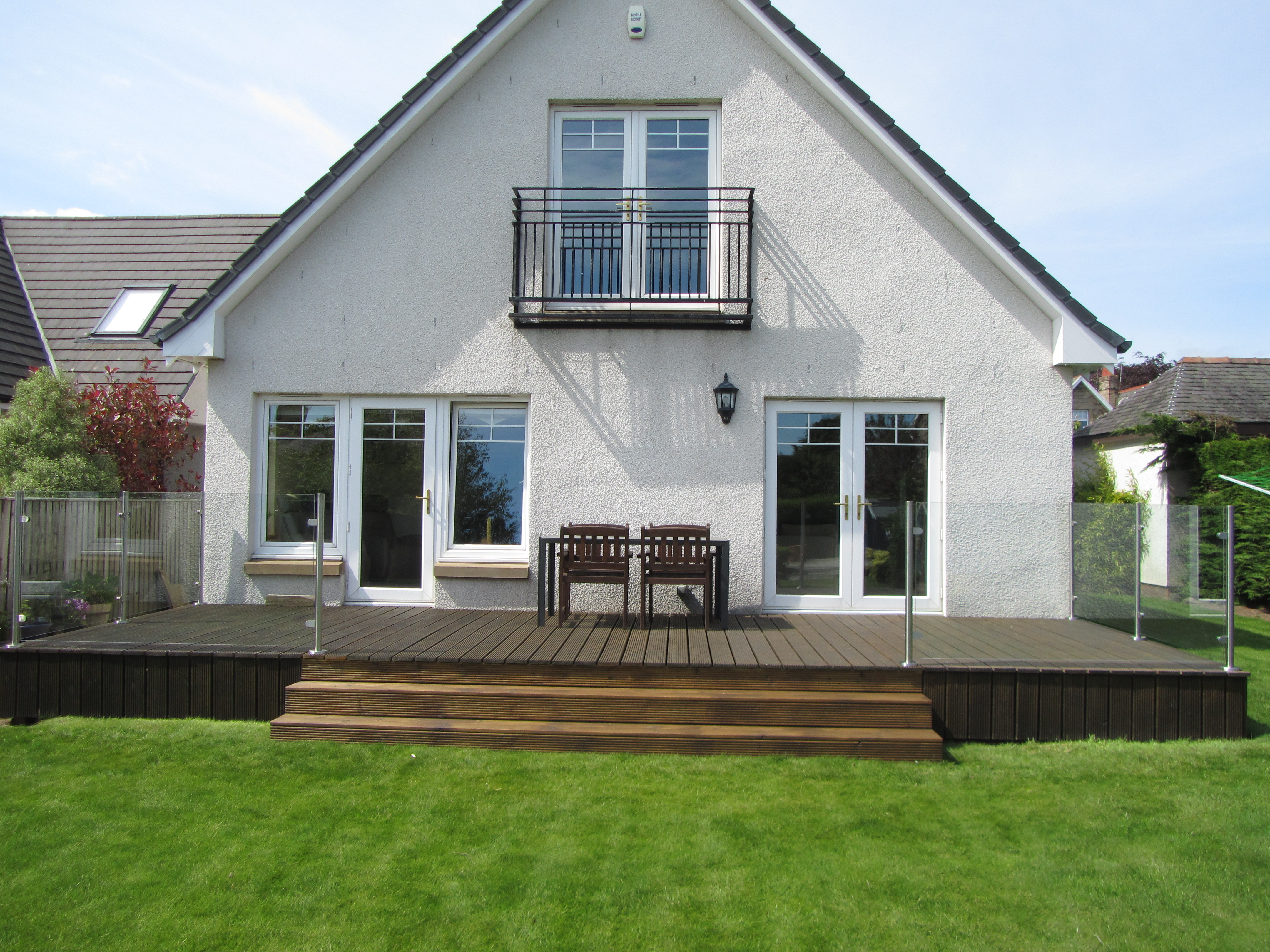 Balustraded Dundee and surrounding areas